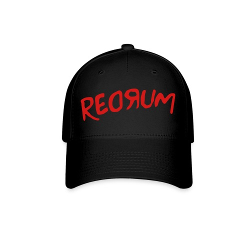 Redrum Hat with Customizable Numbers - Baseball Cap