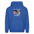 Tea Party Patriot Zip Hoodie