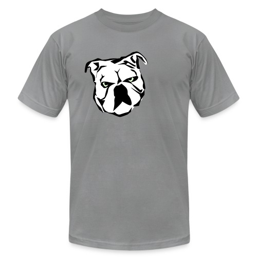 Bad Dog Glow in The Dark Tee - Men's Fine Jersey T-Shirt