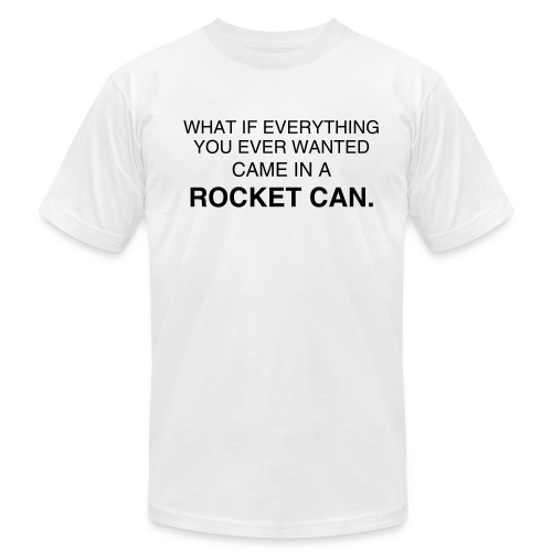 Rocket Edition - Men's Fine Jersey T-Shirt