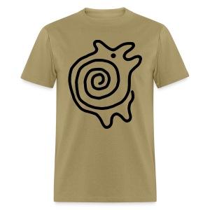 Pictofiti Spiral Animal - Men's T-Shirt