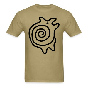 Pictofiti Spiral Animal - Men's T-Shirt