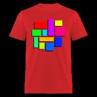 T-Shirts ~ Men's T-Shirt ~ Color Connector