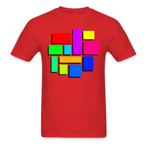 Color Connector - Men's T-Shirt