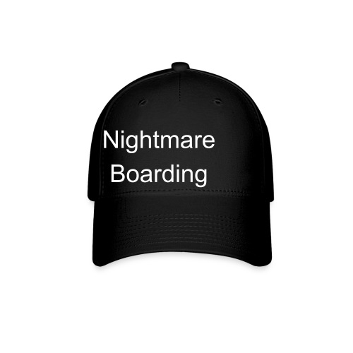 Nightmare Boarding Hat - Baseball Cap