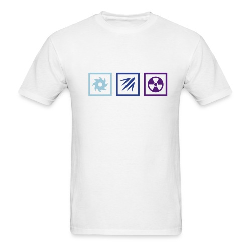 Weapons of Choice #3 - Men's T-Shirt