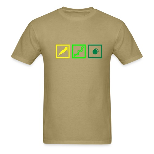 Weapons of Choice #2 - Men's T-Shirt