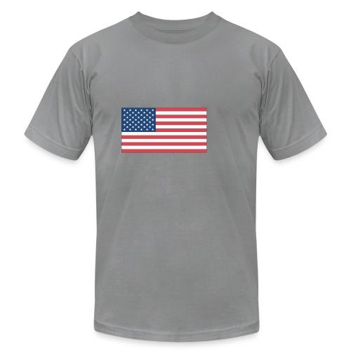 Vintage Style Lightweight T- Shirt - Men's Fine Jersey T-Shirt