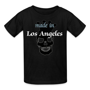 made in LA toddler - Kids' T-Shirt