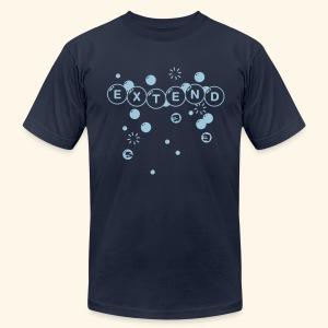 Extend - Men's Fine Jersey T-Shirt