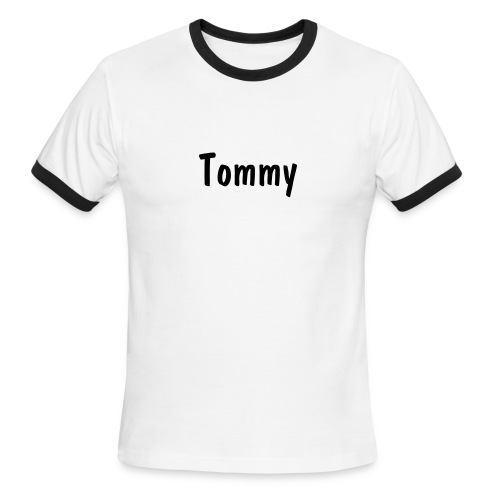Name Tee (Guys) - Men's Ringer T-Shirt