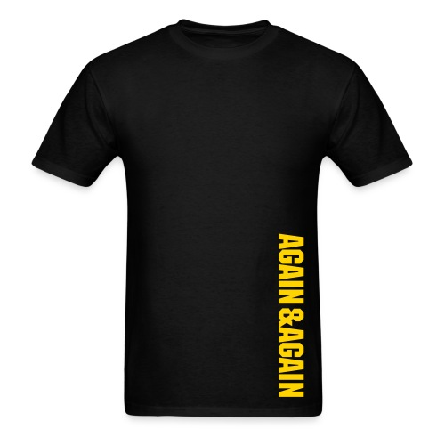 2pm black tee aa - Men's T-Shirt
