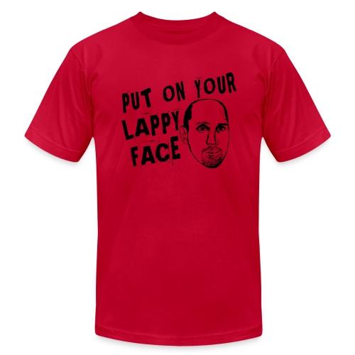 Lappy Face - Men's Fine Jersey T-Shirt