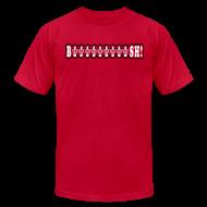 T-Shirts ~ Men's T-Shirt by American Apparel ~ BOOOOOOOSH