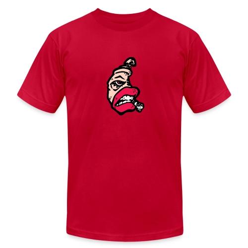 WTF t-shirt - Men's Fine Jersey T-Shirt