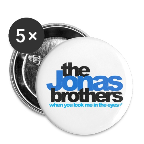 The Jonas Brothers - Small Buttons