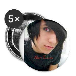 Alex Evans Buttons - Small Buttons