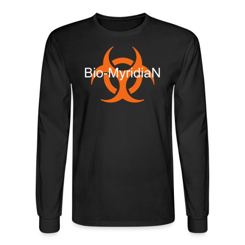 Bi0-MyridiaN!! - Men's Long Sleeve T-Shirt