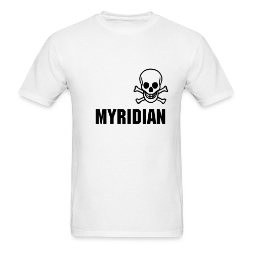 Robo-Myridian - Men's T-Shirt