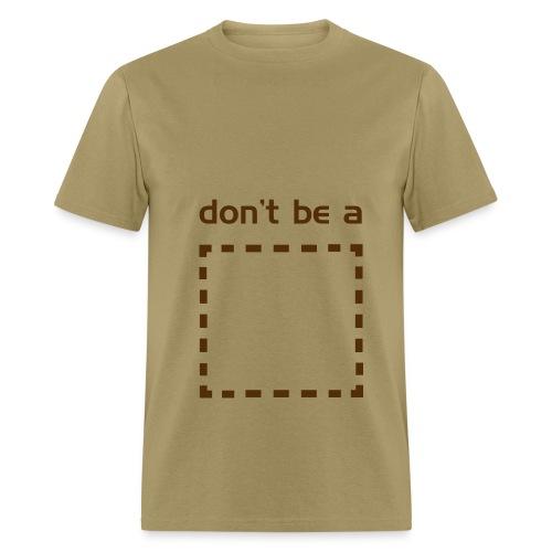 Mens lightweight cotton tee. - Men's T-Shirt