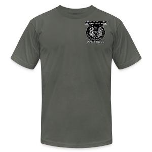 Tiger Yant / Tiger Soul Muay Thai Shirt - Men's Fine Jersey T-Shirt