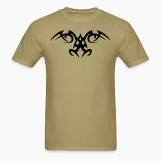 Khaki tribal 1 T-Shirts
