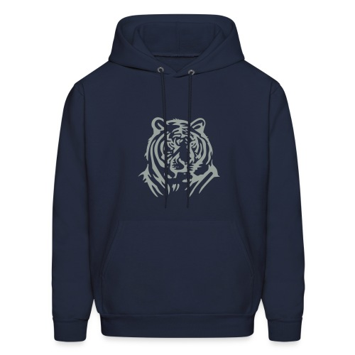 Tiger SweatShirt Blue - Men's Hoodie
