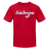 T-Shirts ~ Men's T-Shirt by American Apparel ~ bandwagon DC
