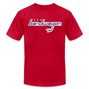 bandwagon DC - Men's Fine Jersey T-Shirt
