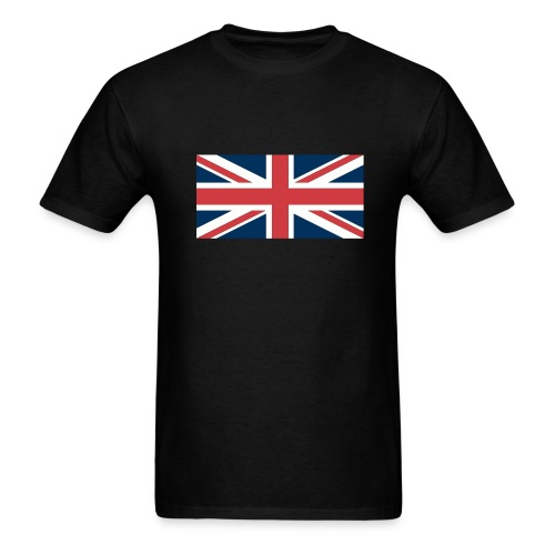 Union Jack Tshirt - Men's T-Shirt