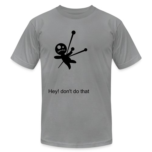 don't do that t - Men's  Jersey T-Shirt