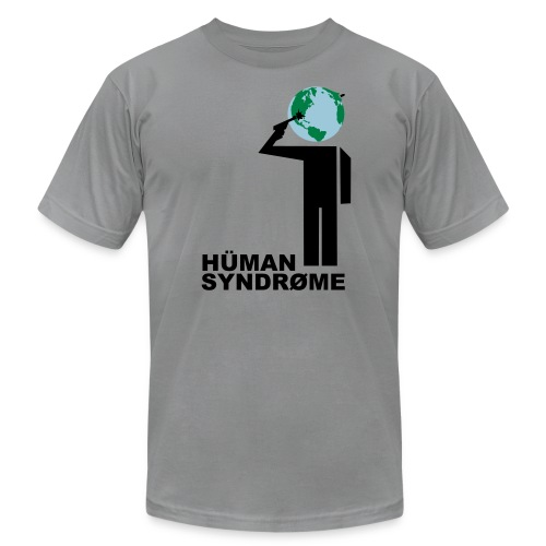 Human Syndrome - Men's Fine Jersey T-Shirt