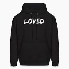 Black loved Hoodies