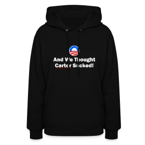 Anti-Obama - Women's Hoodie