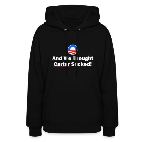 Anti-Obama - Women's Hoodie