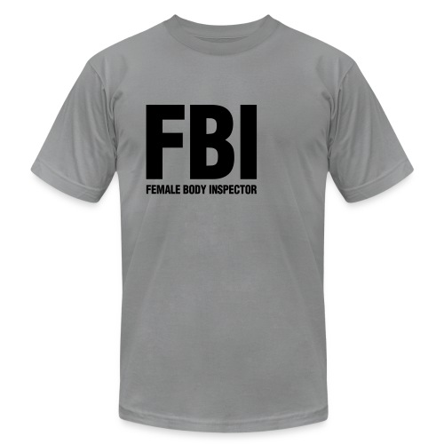 Men's Slate jersey tee - Men's Fine Jersey T-Shirt