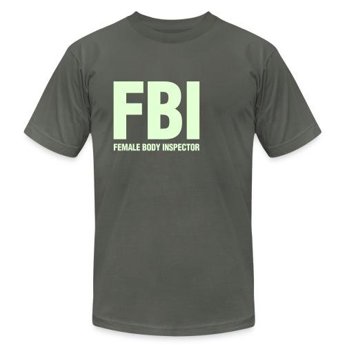Men's Asphalt jersey tee - Men's Fine Jersey T-Shirt