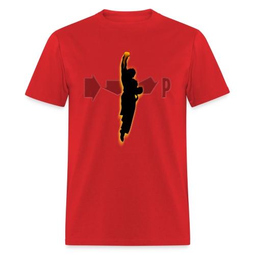 Rising Dragon Fist - Men's T-Shirt