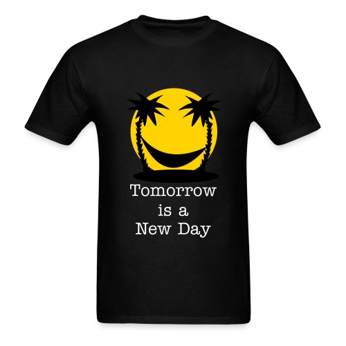 Happy Sun t-shirt - Men's T-Shirt