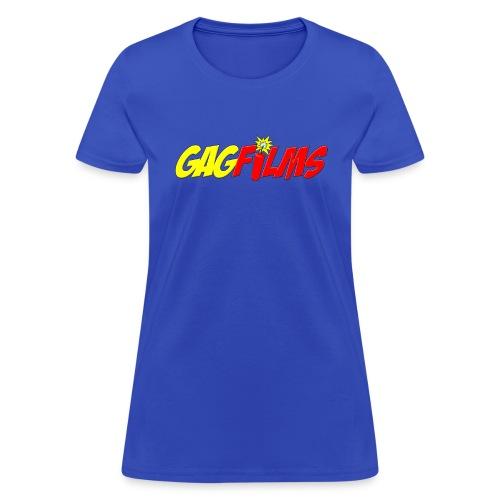 Gagfilms Womens Tee - Women's T-Shirt