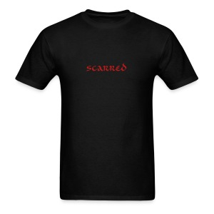 Scarred T-Shirt - Men's T-Shirt
