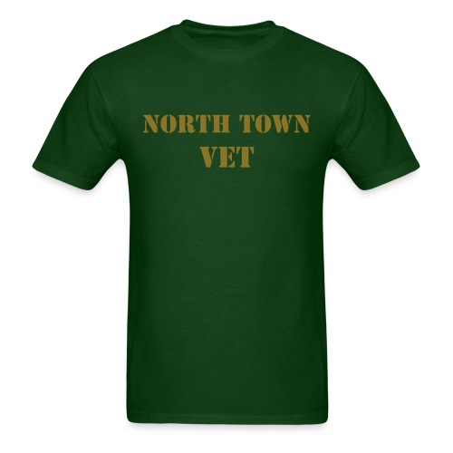 North Town - Men's T-Shirt