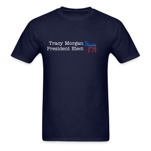 Tracy Campaign Presidential T-shirt - Men's T-Shirt