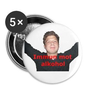 Ulrik - Immun mot alkohol - Small Buttons