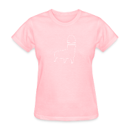 T-Shirts ~ Women's T-Shirt ~ Article 5989046