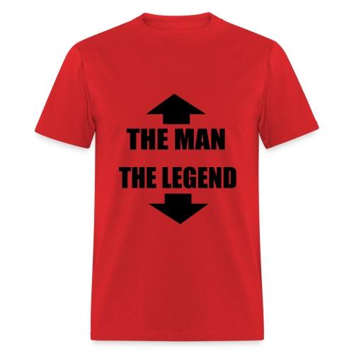 Man Legend - Men's T-Shirt