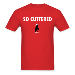 So Cuttered - Mens - Men's T-Shirt