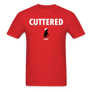 Cuttered - Mens - Men's T-Shirt