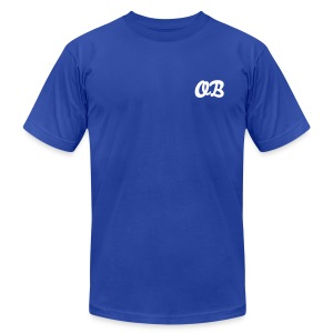 OB apparal - Men's Fine Jersey T-Shirt