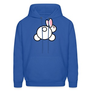 Baby Got Back - Rabbit Hoodie for Men - Men's Hoodie